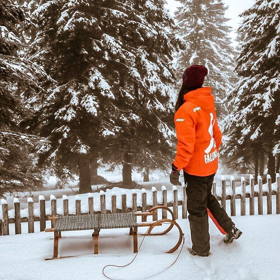 Snowboard w Austrii – region Karyntii
