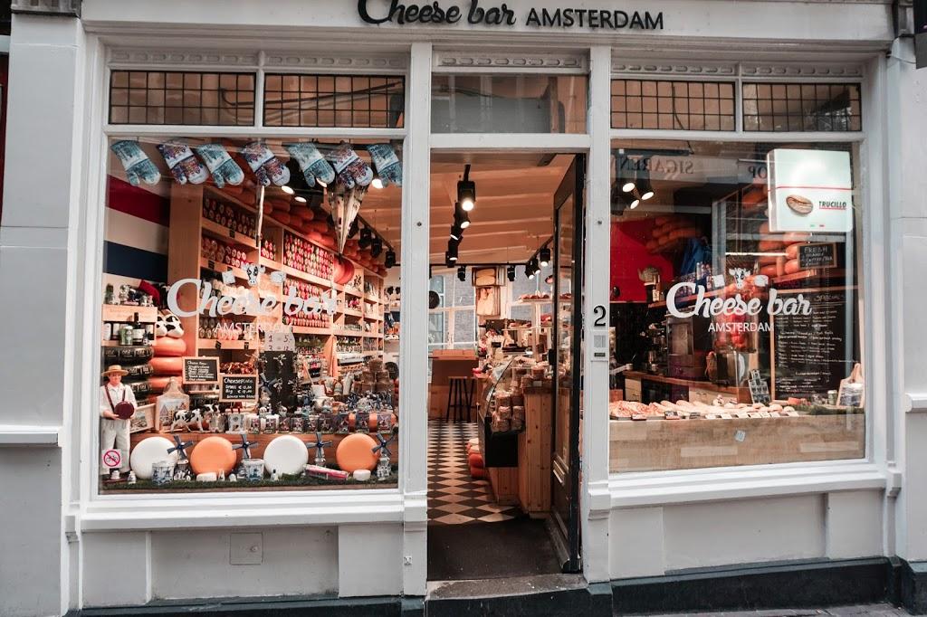 Gdzie zjeść w Amsterdamie? – Moje ulubione miejsca