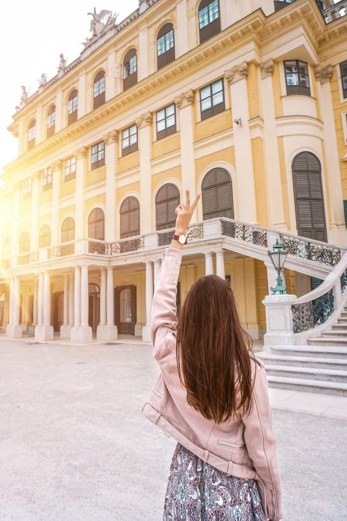 Pałac Schonbrunn w Wiedniu zwiedzanie miasta