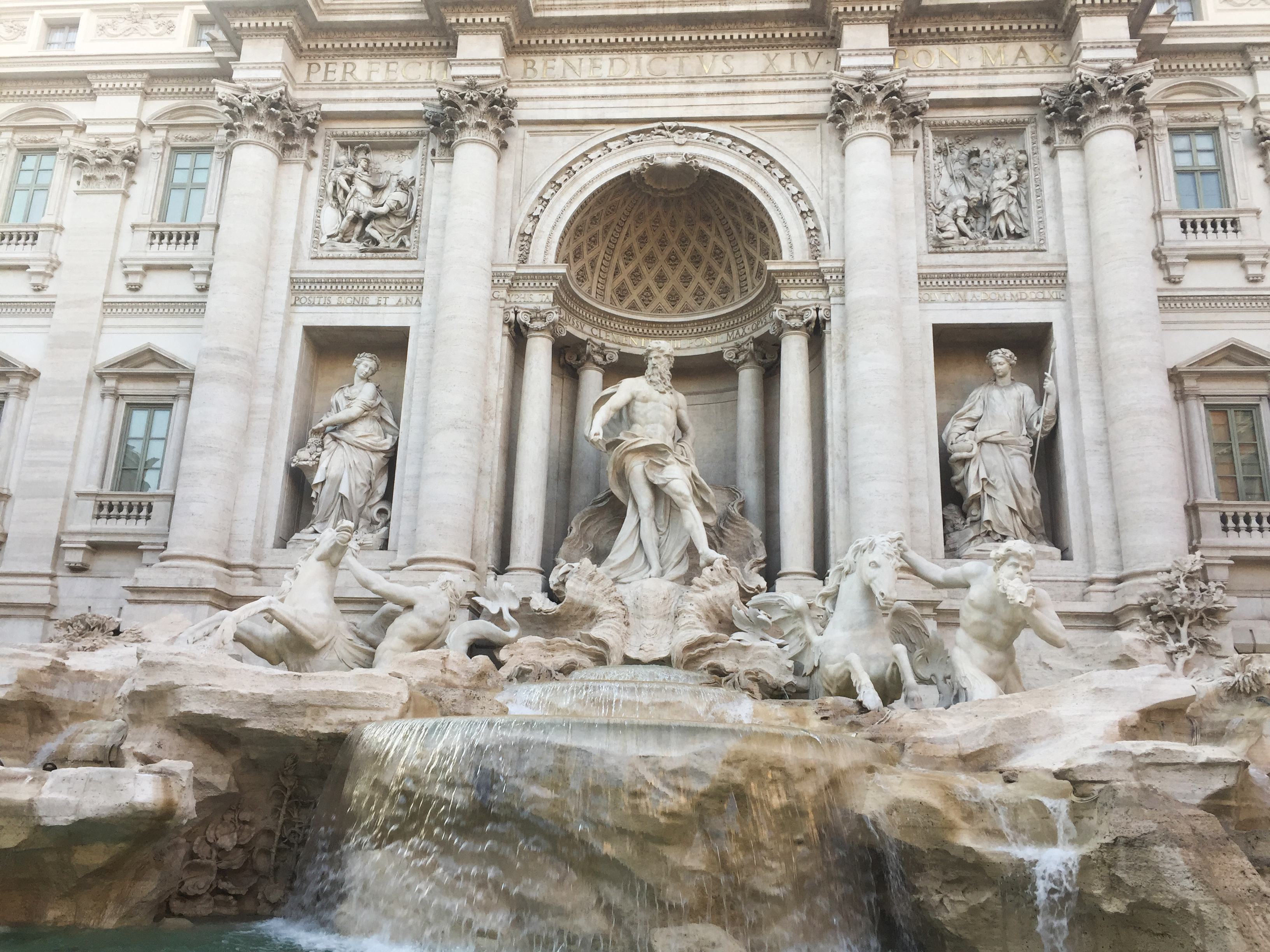 Fountain di Trevi Rome