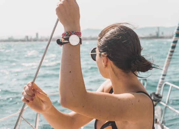 Airbnb sailing adventure in Barcelona