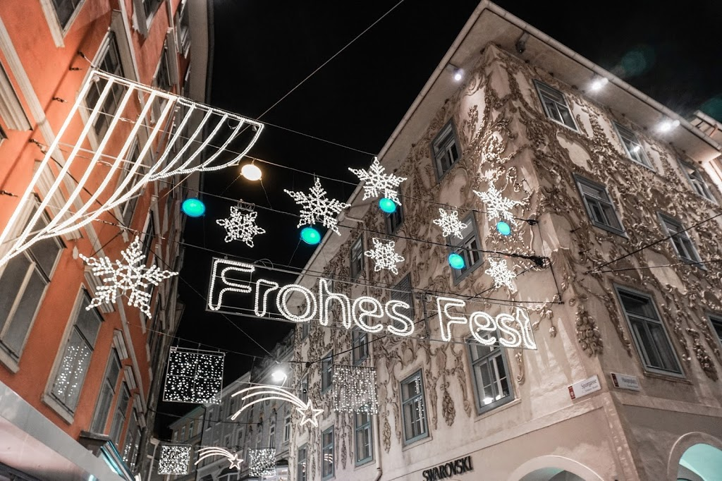 My favorite Christmas markets in Graz, or why it's worth visiting Austria in the winter
