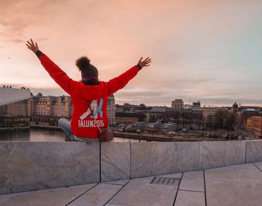 Oslo travel Norway Opera