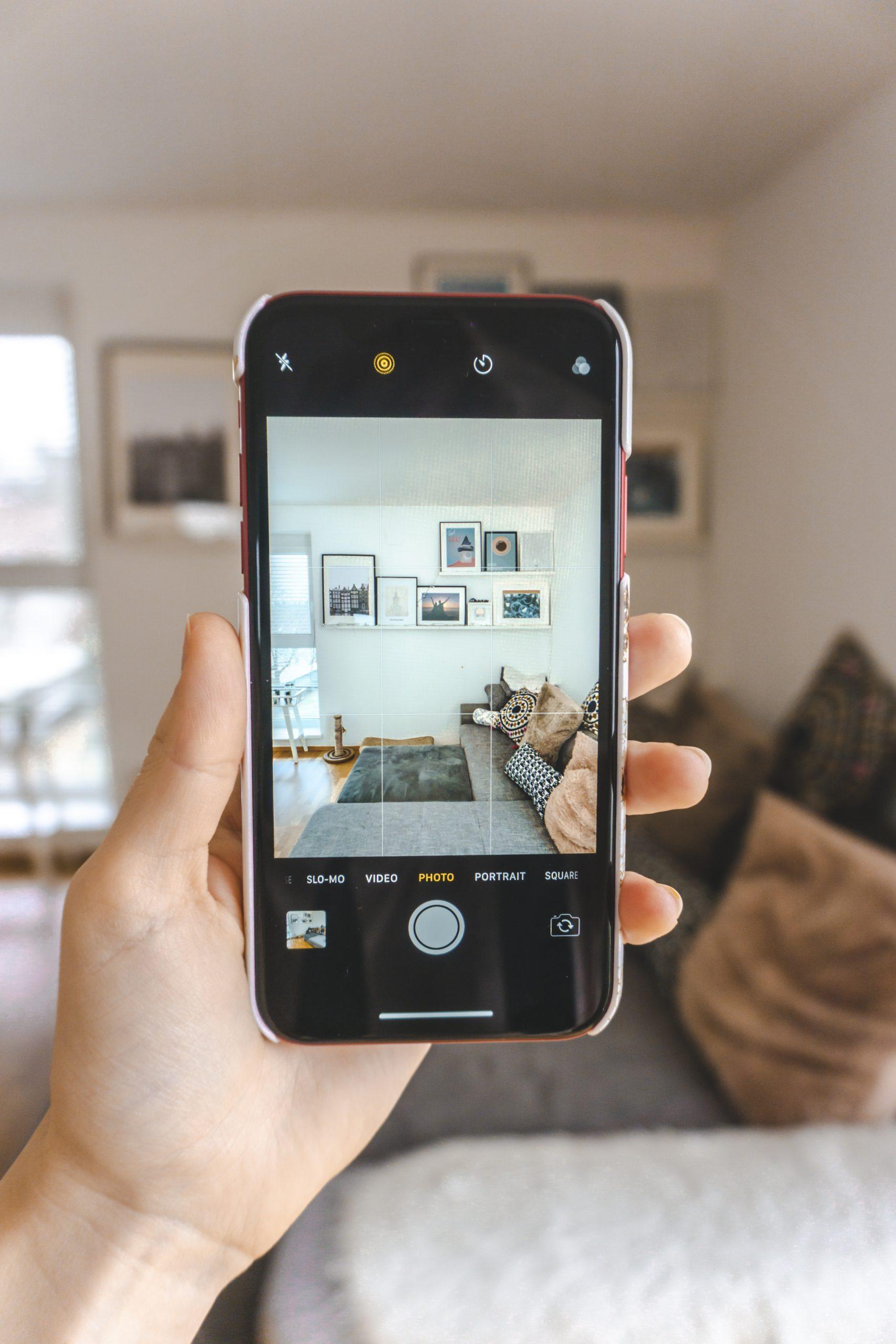 Jak robić lepsze zdjęcia telefonem w domu?