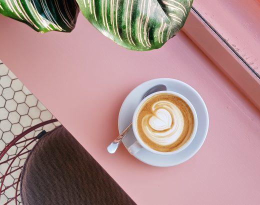 Darmowe insta naklejki - kawa