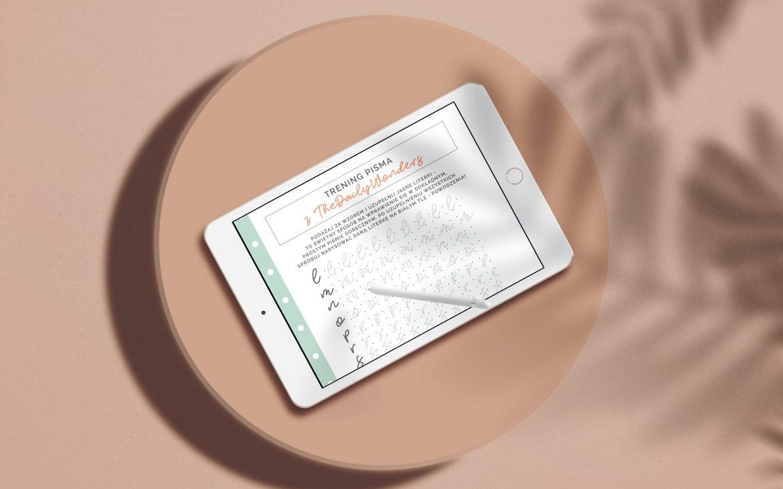 jak pisać ładniej darmowy ebook